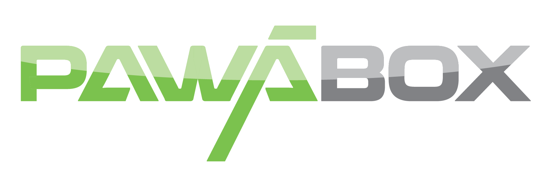 Pawā Box - Logo